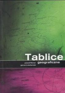 Tablice geograficzne - 2825676811