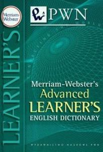 Merriam-Webster's Advanced Learner's English dictionary - 2825676831