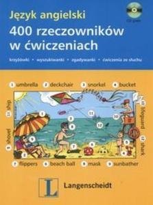 400 rzeczowników w ćwiczeniach Język angielski