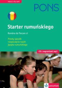 Starter rumuńskiego + CD - 2825648538