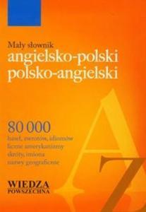 Mały słownik angielsko polski polsko angielski - 2825678935