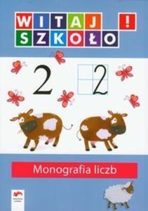 Witaj szkoło Monografia liczb od 0 do 20 - 2825679224