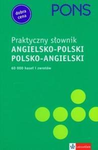 PONS Praktyczny słownik angielsko-polski polsko-angielski - 2825679669