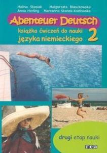 Abenteuer Deutsch 2. Książka ćwiczeń do nauki języka niemieckiego