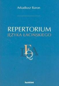 Repetytorium języka łacińskiego - 2825680305