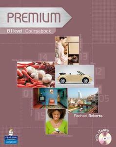 Język angielski. Premium. B1 Level - Coursebook. - 2825648782