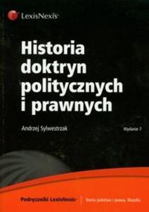 Historia doktryn politycznych i prawnych - 2825680369