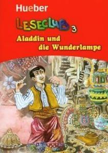 Leseclub 3 Aladdin und die Wunderlampe - 2825680553