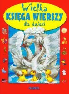 Wielka księga wierszy dla dzieci - 2825648882