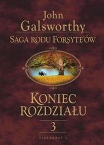 Saga rodu Forsyte'�w Koniec rozdzia�u t.3 - 2825681395