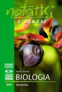 Notatki z lekcji Biologia - 2825681602