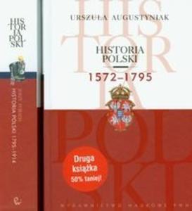 Historia Polski 1572-1795 + Historia Polski 1795-1914 Pakiet - 2825681714