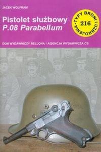 Pistolet służbowy P08 Parabellum - 2825682009