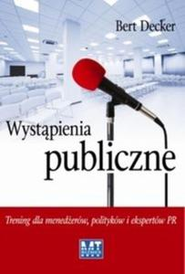 Wystąpienia publiczne - 2825682372