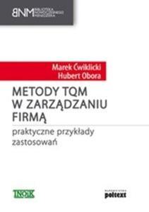 Metody TQM w zarządzaniu firmą - 2825682916