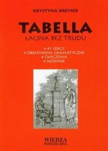 Tabella Łacina bez trudu - 2825683455