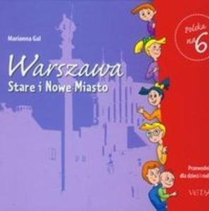 Warszawa Stare i Nowe miasto - 2825683663