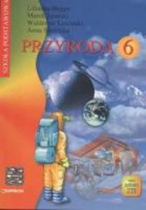 Przyroda 6 Podręcznik - 2825649302