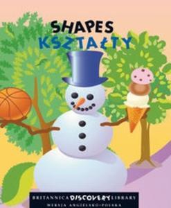 Shapes Kształty + CD - 2825684920