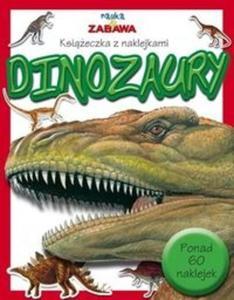 Nauka i zabawa. Dinozaury - 2825685393