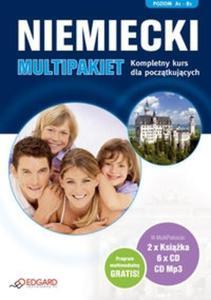 Niemiecki Multipakiet (Audio Kurs) - 2825685669