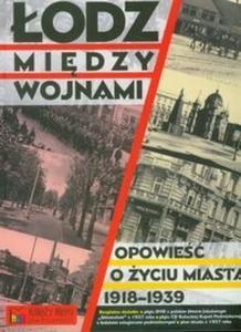 Łódź między wojnami z płytą CD, DVD - 2825686035