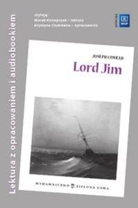 Lord Jim. Lektura z opracowaniem i audiobookiem - 2825686458