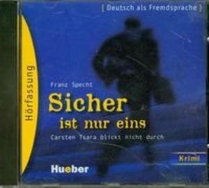 Sicher ist nur eins Płyta CD - 2825686842