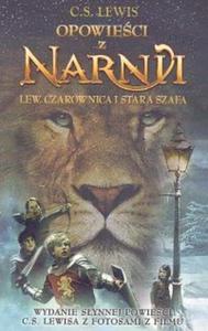 Opowieści z Narnii. Lew, Czarownica i stara szafa - 2825687598