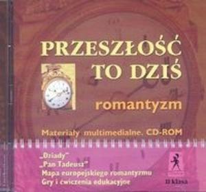 Przeszłość to dziś 2 Płyta CD Romantyzm - 2825687775