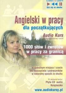 Angielski w pracy dla początkujących (Płyta CD) - 2825687834