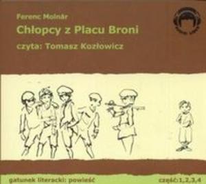 Chłopcy z Placu Broni CD
