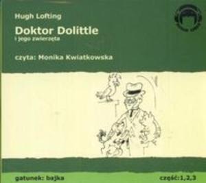 Doktor Dolittle i jego zwierzęta 3 CD - 2825687902