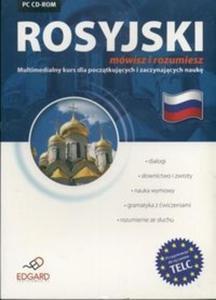 Rosyjski Mówisz i rozumiesz dla początkujących (Płyta CD)