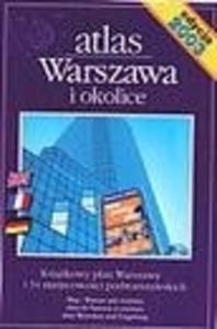 Atlas Warszawa i okolice - 2825649829