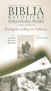 Audio Biblia cz 3 Ewangelia wg św Łukasza (Płyta CD) - 2825688329