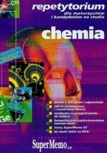 Chemia Repetytorium dla maturzystów i kandydatów na studia CD - 2825688605