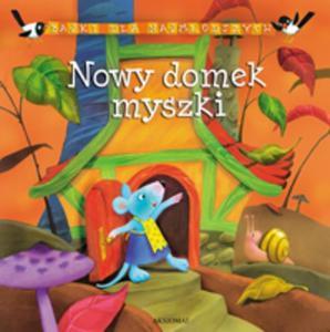Nowy domek myszki - 2825649866