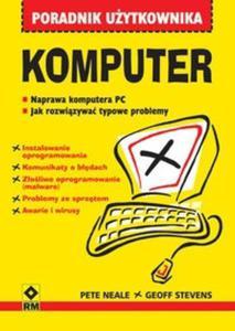 Komputer Poradnik użytkownika - 2825689159