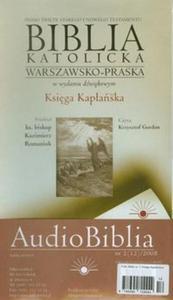 Biblia katolicka warszawsko praska Księga Kapłaństwa CD - 2825689451