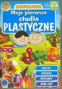 Bolek i Lolek Moje pierwsze studio plastyczne CD - 2825689629