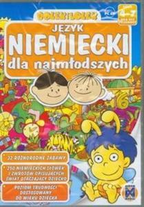 Bolek i Lolek Język niemiecki dla najmłodszych CD - 2825689631