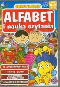 Bolek i Lolek Alfabet i nauka Czytania CD - 2825689633