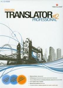 English Translator XT2 Professional CD - 2825689860
