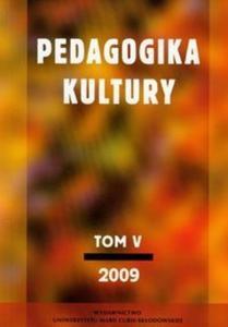 Pedagogika kultury t.5 z płytą CD