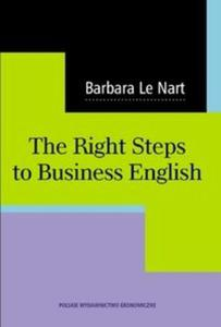 The Right Steps to Business English + CD - 2825690857