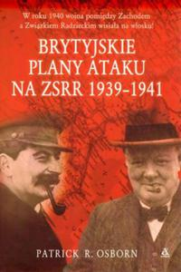 Brytyjskie plany ataku na ZSRR 1939 - 1941 - 2825650133