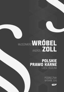 Polskie Prawo Karne Część Ogólna - 2825691595