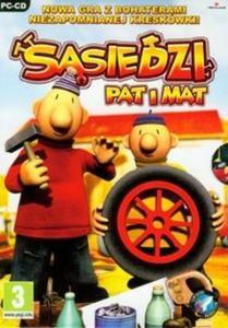 Sąsiedzi Pat i Mat (Płyta CD) - 2825691645
