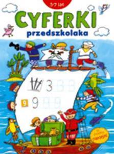 Cyferki przedszkolaka 5-7 lat - 2825650333